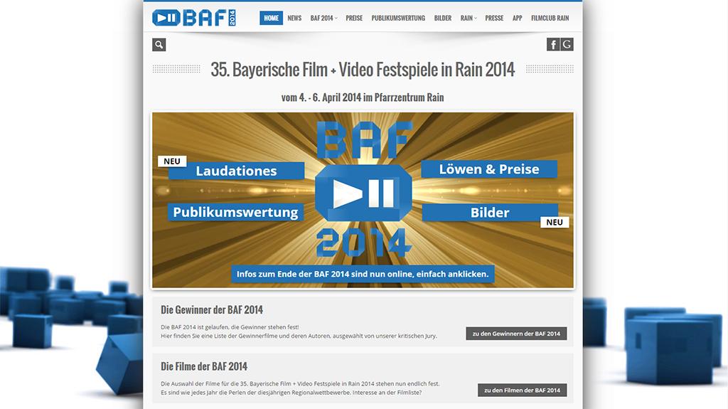 35. BAF in Rain – Ergebnisse online
