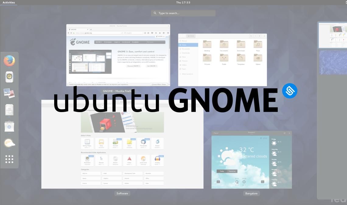 Ubuntu Gnome – Erweiterungen