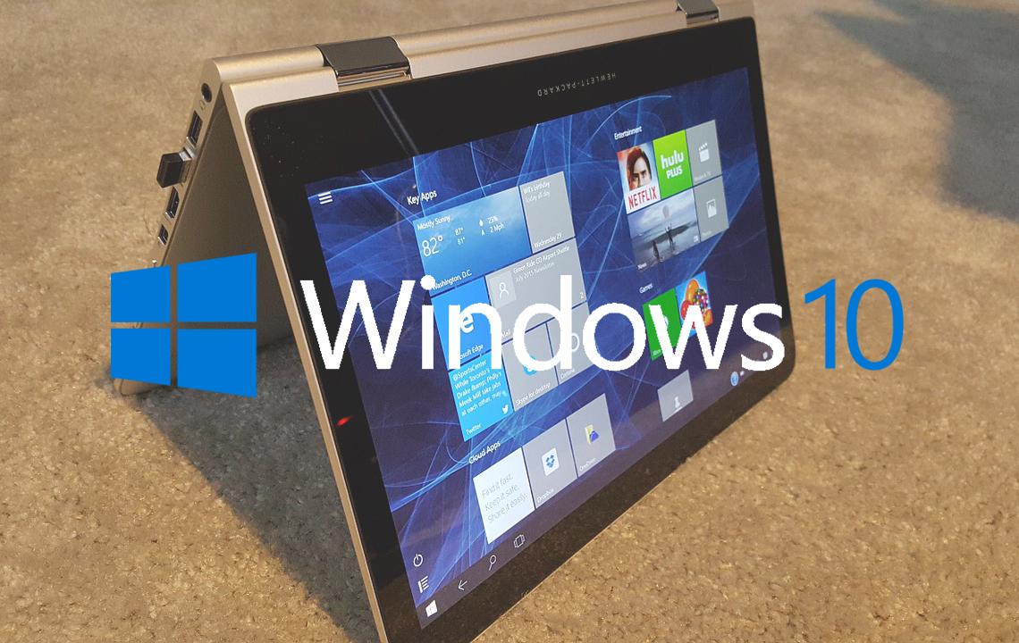 Windows 10 – Apps